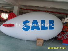 inflatable advertising giant 6m long dirigible balloon for sale inflatable helium blimp