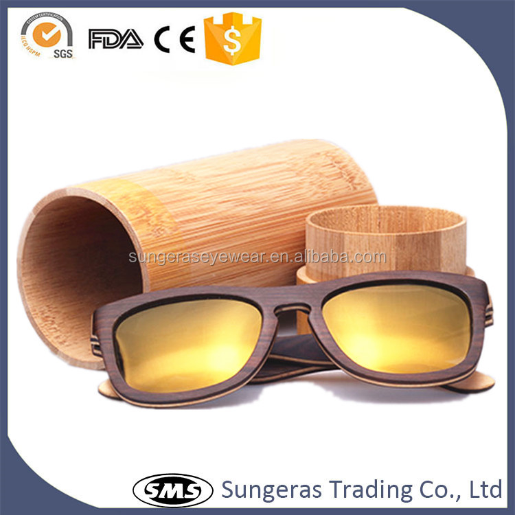 SUNGERAS eyewear frame wooden sunglasses dropshipping 2017 zebra wood sunglasses