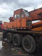 Cheap Price Used Japanese Tadano 80 ton Truck Crane TG800E