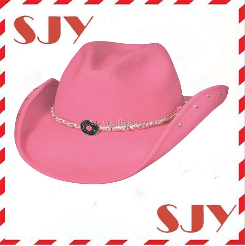 100%wool wholesale kids mexican cowboy hats