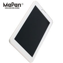 3000mAh good battery tablet pc with removeable covers/7 inch city call tablet with 3g gsm