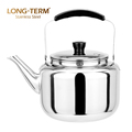 Different Size Shine Polished Stainless Steel Stove Top Whistling Kettle