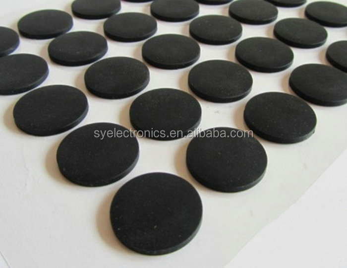 Wholesale Heat Resistance Silicone Rubber Pads For Furniture