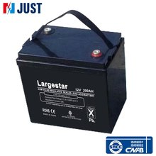 Great power deep cycle sealed lead acid AGM battery 12v 200ah