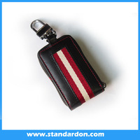 Universally Promotion gift genuine leather car key case