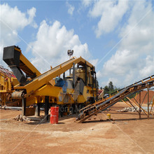 CE approved competive price mobile stone crusher plant for sale
