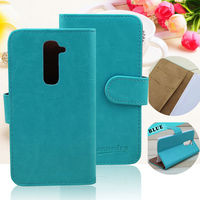 Low MOQ flip cover case for lg optimus g2 leather pouch