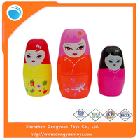 Matryoshka Doll Real Reflection Kaleidoscope Fun Educational Toy