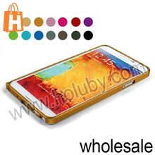 LOVE MEI 0.7 Ultra-Thin Metal Bumper Cases for Samsung Galaxy Note3 N9000 N9002 N9005