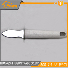 popular kitchen tool for seafood, stainless steel Oyster knife paring knife