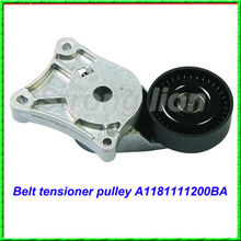 Auto parts timing belt tensioner pulleys for truck A118111200BA