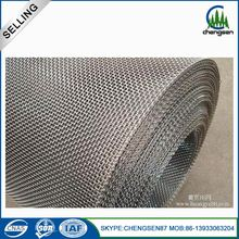 Zoo animal cages heavy crimped galvanized steel fence poles wire mesh