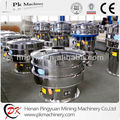 Totally Enclosed Rotary Food Industrial Vibrating Sieve