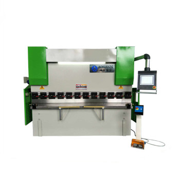 2019 new design high precision hydraulic servo cnc bending machine, TP10 system 3mm 4mm 5mm thickness press brake, brake press
