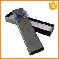 Hot design jewelry packaging paper box for packing neckless