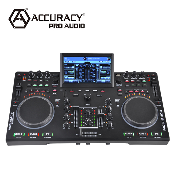 Professional USB MIDI DJ Equipment Controller Mixer CDJ MCU-2500