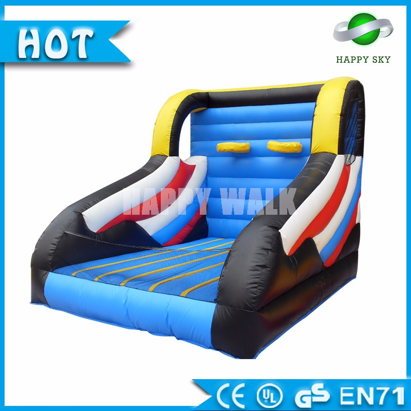 Funny Sporting inflatable slam dunk basketball, inflatable basketball shootout, Basketball Shooting