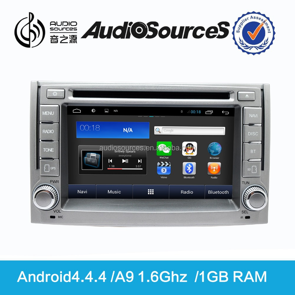 "Factory!!!AudioSources 7"" 2 din in-dash car dvd gps android with wifi for hyundai h1, imax, i800"