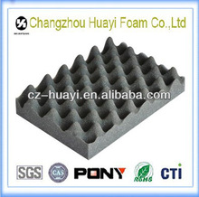 Egg Crate acoustic Pyramid Foam