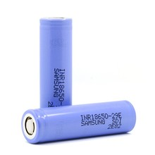 3.7v 2900mah 18650 samsung rechargeable battery li-ion 18650 sdi samsung 29e battery for Cameras/LED Flashlights