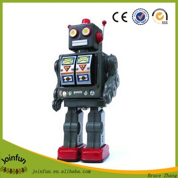 custom plastic robot man action figures, custom plastic robot model action figures