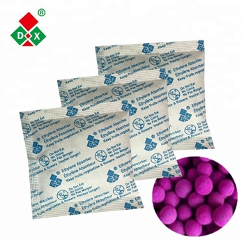 Ethylene Control Ethylene Absorber Sachet for Fruits Storages