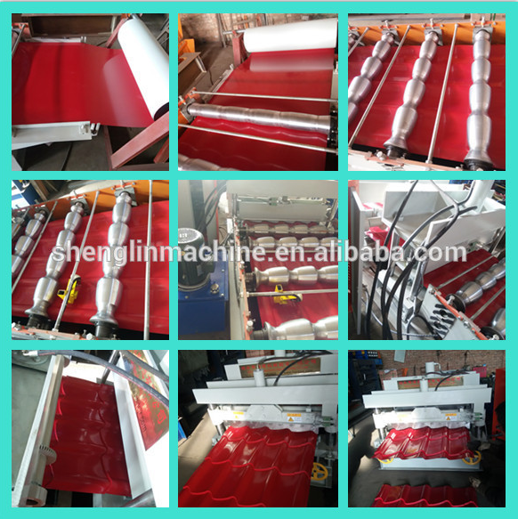 roll forming machine design
