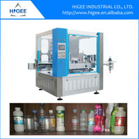 Automatic hot melt glue/opp labeling machine for pet bottles