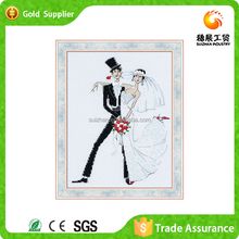 5D 5 D Diamond Painting Sexy man and women married couple Wall Art Decor