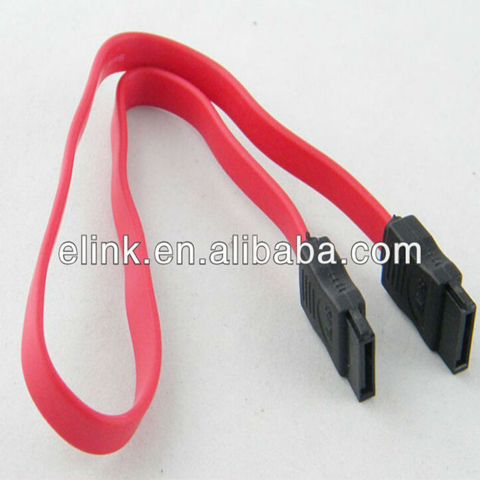 12inches 7pin laptop sata esata cables for PC