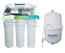 Taiwan 5/6/7/8 stages residential reverse osmosis system water filter/ purifier/ mineral stone filter/ alkaline filter/ UV