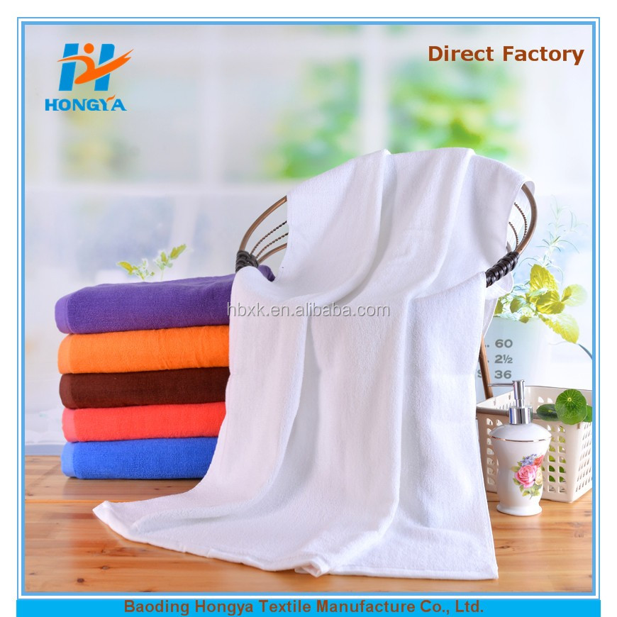 Cheap china hotel bath towel