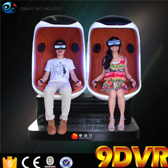 3DOF platform Precise action 9D VR egg cinema different simulate effects