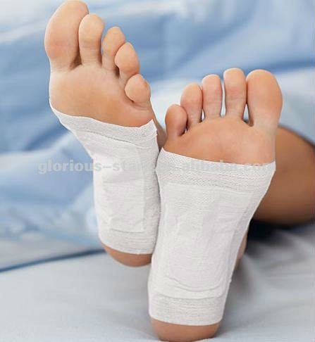 Parches De Desintoxicacion Kinoki Foot Pads Tv Impurezas Pie no side effect