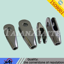 Steel casting parts mining machinery part fabrciation shift fork