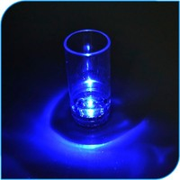 Party Bar Club Light Up Water Liquid Activated Led Flash Glass Cup
