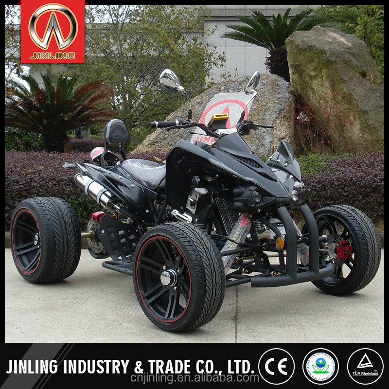 Shaft Drive 250cc jinling quad manual With EEC certificate