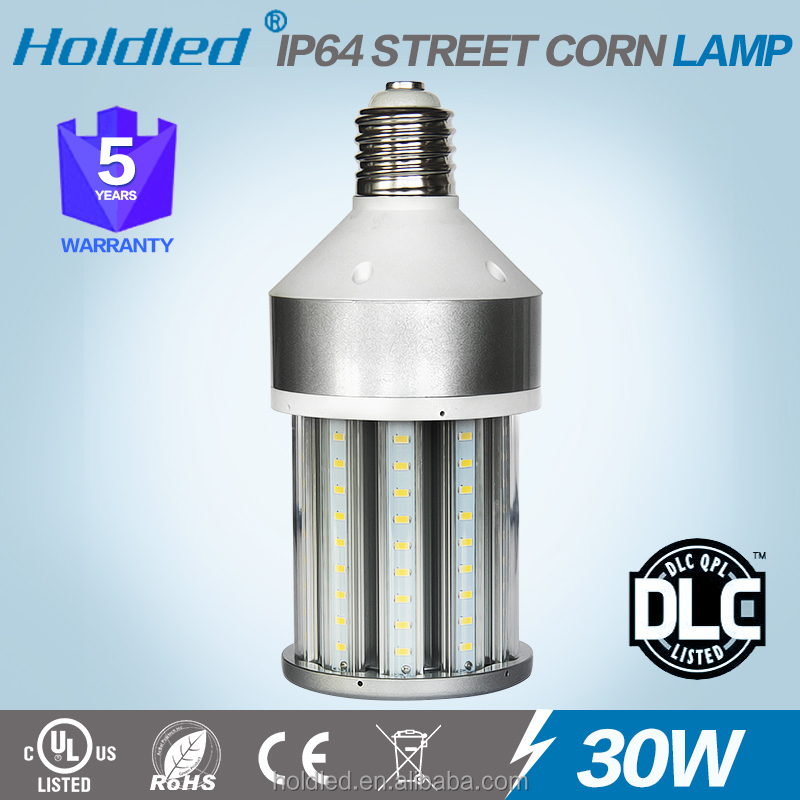2016 Waterproof led corn cob 30 watt retrofit light replaced 120w metal halide lamps