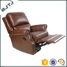 BJTJ America style single swivel rocker sofa furniture recliner chair,recliner 70550