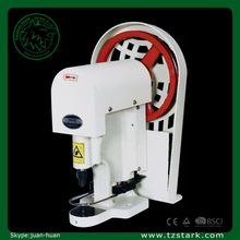 808 Single head snap button attaching machine for jeans fabrics plastic etc