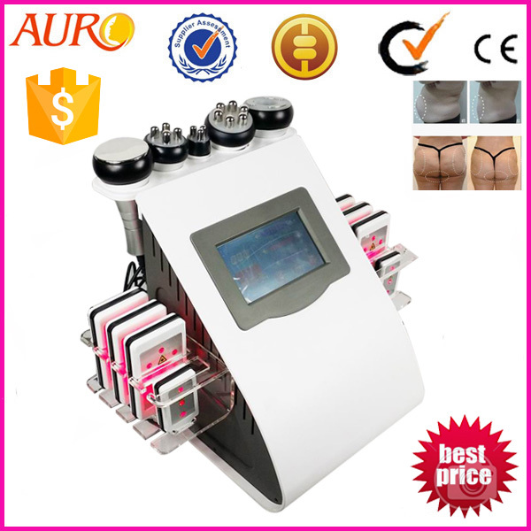 46 Manufacturer Ultrasonic Vacuum Cavitation Machines For Salon With Factory Price