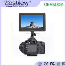 Bestview 5 inch mini camera monitor with waveform Histogram