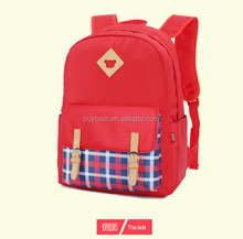 2017 New style back to school wholesale backpack student sport school bag