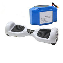 Electric self-balancing scooter li-ion battery 36v 4.4ah 10s2p lithium battery pack