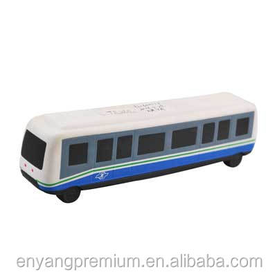 Bombardier bullet train PU stress ball Promotion Gift