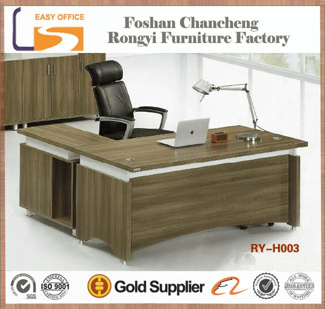 2014 luxury newest hoe sale office table and chair price