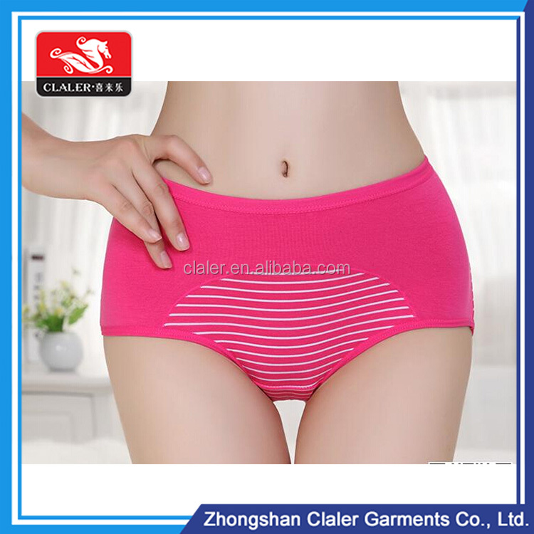China supplier ladies underwear , girls underwear , women panties