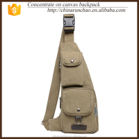 unisex canvas military messenger bag utility D hang buckle sports sling chest bag men shoulder bag