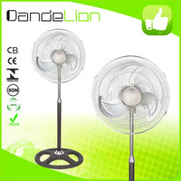 FS45 home appliance fans 3 metal blade industrial pedestal fan/electrical appliance/ventilation i11