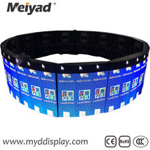 Meiyad P2.5 Soft Indoor Flexible LED Display